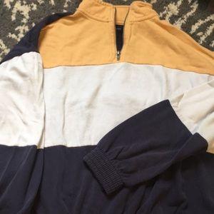 PacSun Quarter Zip Pullover